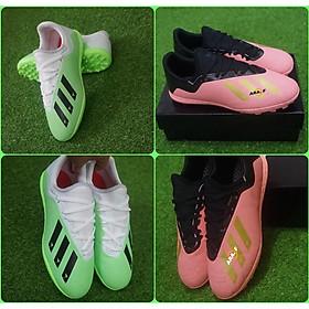 Giày đá bóng - Giày bóng đá nam X19.1 - Giày đá banh - Giá rẻ nhưng bền, may toàn bộ đế size 38 - 44