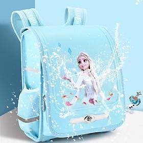Balo cao cấp hàng chống thấm nước, chống gù lưng cho bé