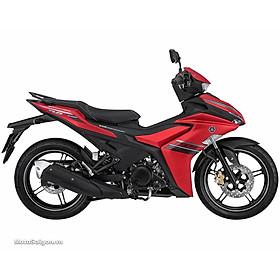Xe Máy Yamaha Exciter 155 VVA phiên bản cao cấp 2021 - Đỏ đen