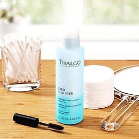 Tẩy trang cho vùng mắt môi Thalgo Express Make- up Remover 125ml-1