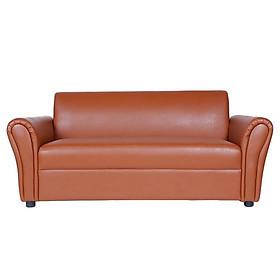 Sofa Da 2,5 Chỗ H-James Juno Sofa - Nâu (169 x 74 cm)