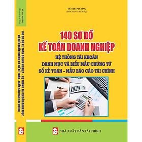 140 sơ đồ kế toán doanh nghiệp - Hệ thống tài khoản, danh mục và biểu mẫu chứng từ - sổ kế toán - mẫu báo cáo tài chính (Năm 2015)