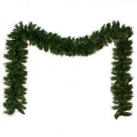 Dây thông xanh dài 2,8m trang trí Giáng sinh Noel