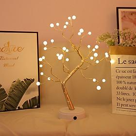 Cây Đèn Bonsai LED Trang Trí Lễ Tết Năm Mới