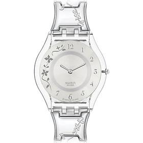 swatch Women's SFK300G Stainless Steel Watch
