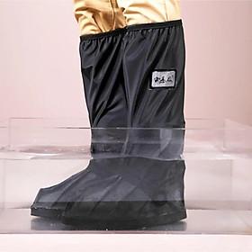 Ủng bọc giầy đi mưa chống trơn trượt