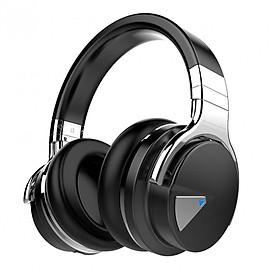 Cowin E7 - Tai nghe không dây chống ồn ANC, Bluetooth, Bass, 30h hoạt động - Hàng nhập khẩu