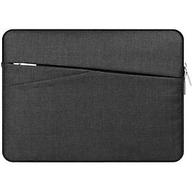 Túi chống sốc Macbook Air, Macbook Pro, Laptop sọc đan chéo cao cấp
