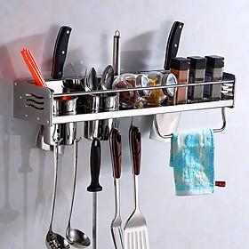 Kệ bếp đa năng Inox 303 kích thước 60 x 15 x 12