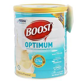 Sữa Nestlé Boost Optimum 400g - Dinh Dưỡng Thúc Đẩy Phục Hồi Sức Khỏe