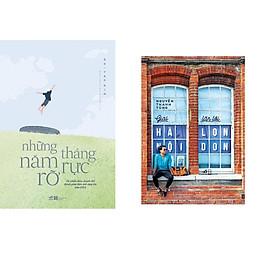 Combo 2 cuốn sách: Giai Hà Nội lặn lội Lon Don + Những Năm Tháng Rực Rỡ