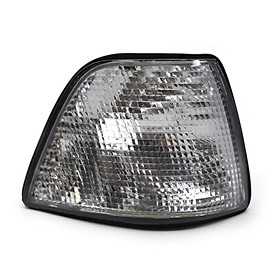 Right Turn Signal Light With White Lens Replacement For BMW E36 318i 328i M3