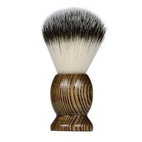 Gobestart ZY Pure Badger Hair Shaving Brush Wood Handle Best Shave Barber
