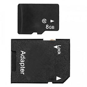 Thẻ Nhớ Micro SD Tốc Độ Cao (8GB)