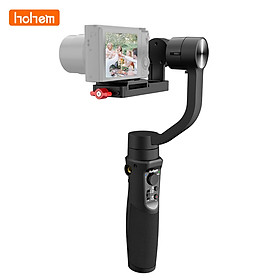 Hohem Isteady Multi 3-Axis Handheld Stabilizing Gimbal Stabilizer Max. Load 0.4Kg/ 0.9Lbs For Sony Rx100 Series For - Black
