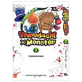 Tomodachi X Monster - Tập 3