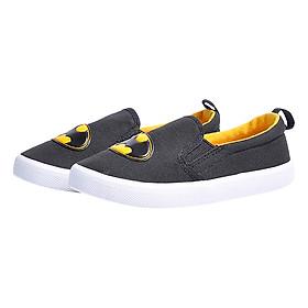 Giày Vải Batman Bé Trai Biti's DSB117799DEN - Đen