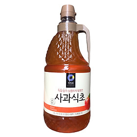 Biểu đồ lịch sử biến động giá bán Giấm Táo Daesang Hàn Quốc ( Chai 1800ml )