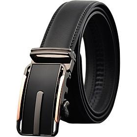 Thắt Lưng Nam AT Leather P103 - Đen