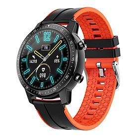 Đồng hồ thể thao thông minh S30 IP68 chống nước với màn hình 1.3 inch hỗ trợ nghe gọi nhắn tin, nhắc nhở, đo nhịp tim