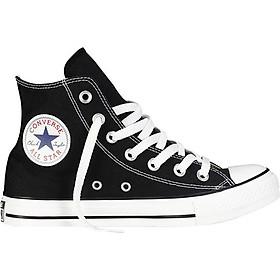 Giày Nữ Converse Chuck Taylor All Star Classic Đen Cao Cổ 121186