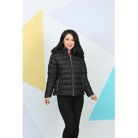Áo khoác phao nữ dày dặn 3 lớp cách nhiệt chống nước thời trang Việt Nam xuất khẩu.