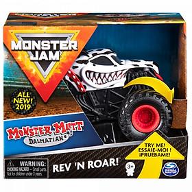 Xe ô tô Playset Monster Jam đối đầu Zombie SPIN MASTER 6045029 (sản phẩm giao màu ngẫu nhiên)