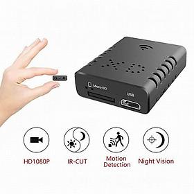 Mini WIFI IP Hidden Spy Camera Video Audio Recorder Monitor Camcorder