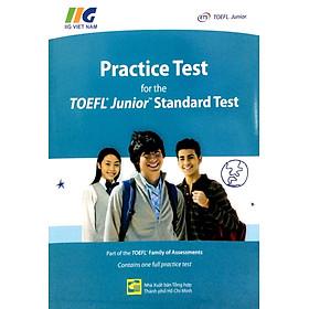 Practice Test for the Toefl Junior Standard Test