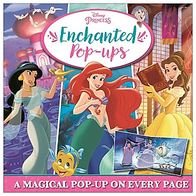 Disney Princess: Enchanted Pop-Ups