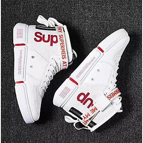 Giày thể thao cao cổ phong cách Hàn quốc cho nam giới - SB82