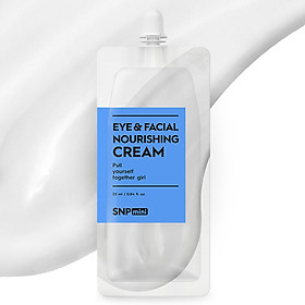 Kem Dưỡng Mắt Mini SNPI Eye & Facial Nourishing Cream 25ml