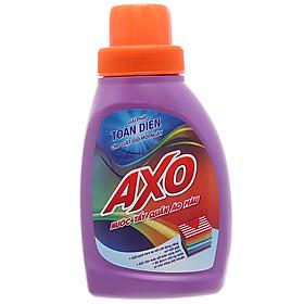 Nước Tẩy Quần Áo Màu Axo Tím Hương Lavender Chai 400ml