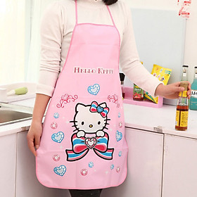 Tạp Dề Hello Kitty