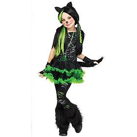 Váy hóa trang Người mèo - trang phục lễ hội Halleween