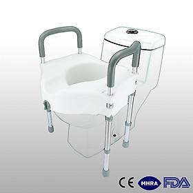 Khung hỗ trợ vệ sinh cho người già