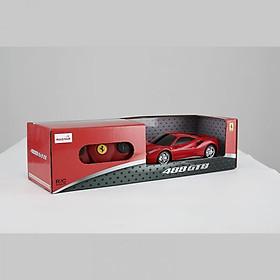Xe điều khiển 1:24 Ferrari 488 GTB_màu Đỏ RASTAR R76000/RED
