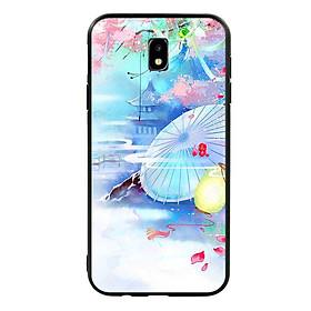 Hình đại diện sản phẩm Ốp lưng viền TPU cho điện thoại Samsung Galaxy J7 Pro - Diên Hi Công Lược Mẫu 7