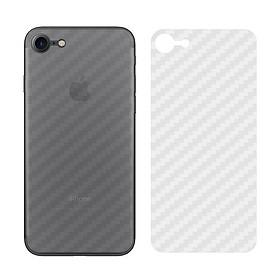 Miếng Dán Mặt Lưng Cacbon Dành Cho Iphone 5/6/7/8/6PLUS/7PLUS/8PLUS/X/XS/XR/XS MAX- Hàng Chính Hãng