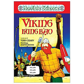 Horrible Histories - Viking Hung Bạo