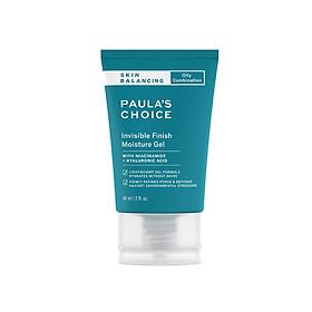 Kem dưỡng đêm cho da dầu và lỗ chân lông to Paula's Choice Skin Balancing Invisible Finish Moisture Gel 60ml (Nhập khẩu)