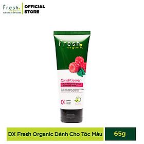 Bộ Đôi Gội 250g - Xả 65g Dành Cho Tóc Nhuộm Fresh Organic Rasberry chính hãng-2