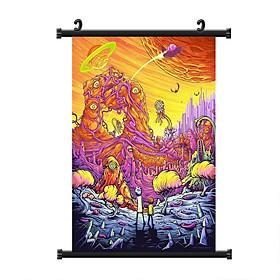 Tấm Poster Treo Tường Đầy Màu Sắc (40x60 CM)