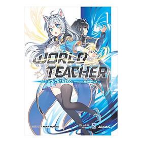 [Download Sách] World teacher tập 1