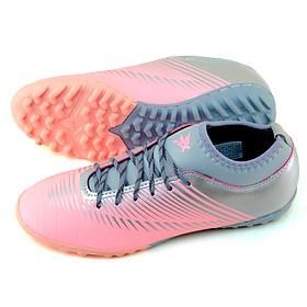 Giày đá bóng sân cỏ nhân tạo cổ chun HP20.3 đế cao su khâu full đế full hộp