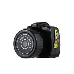 Mini High Definition Video Camera Portable Cam Lightweight Camcorder Micro DVR Camcorders Webcam