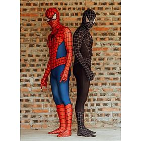 Người nhện đỏ người lớn và trẻ em - Cosplay Spiderman