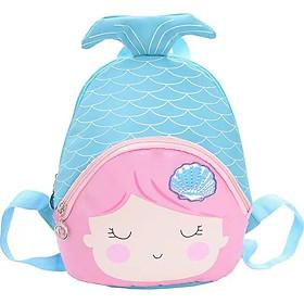Balo tiên cá mini thời trang cho trẻ nhỏ đi học MNX07