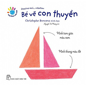 Tay Khéo Tay Xinh - Bé Vẽ Con Thuyền