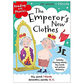 The Emperor's New Clothes (Reading with Phonics) Hardcover